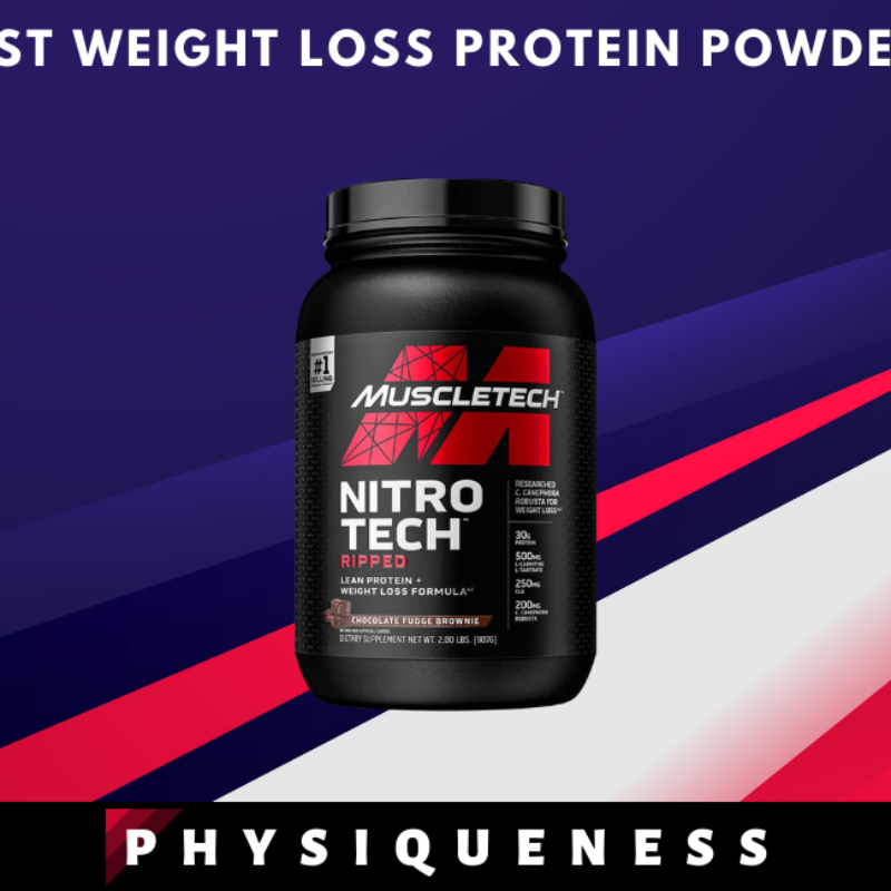The 5 Best Weight Loss Protein Powder in 2021