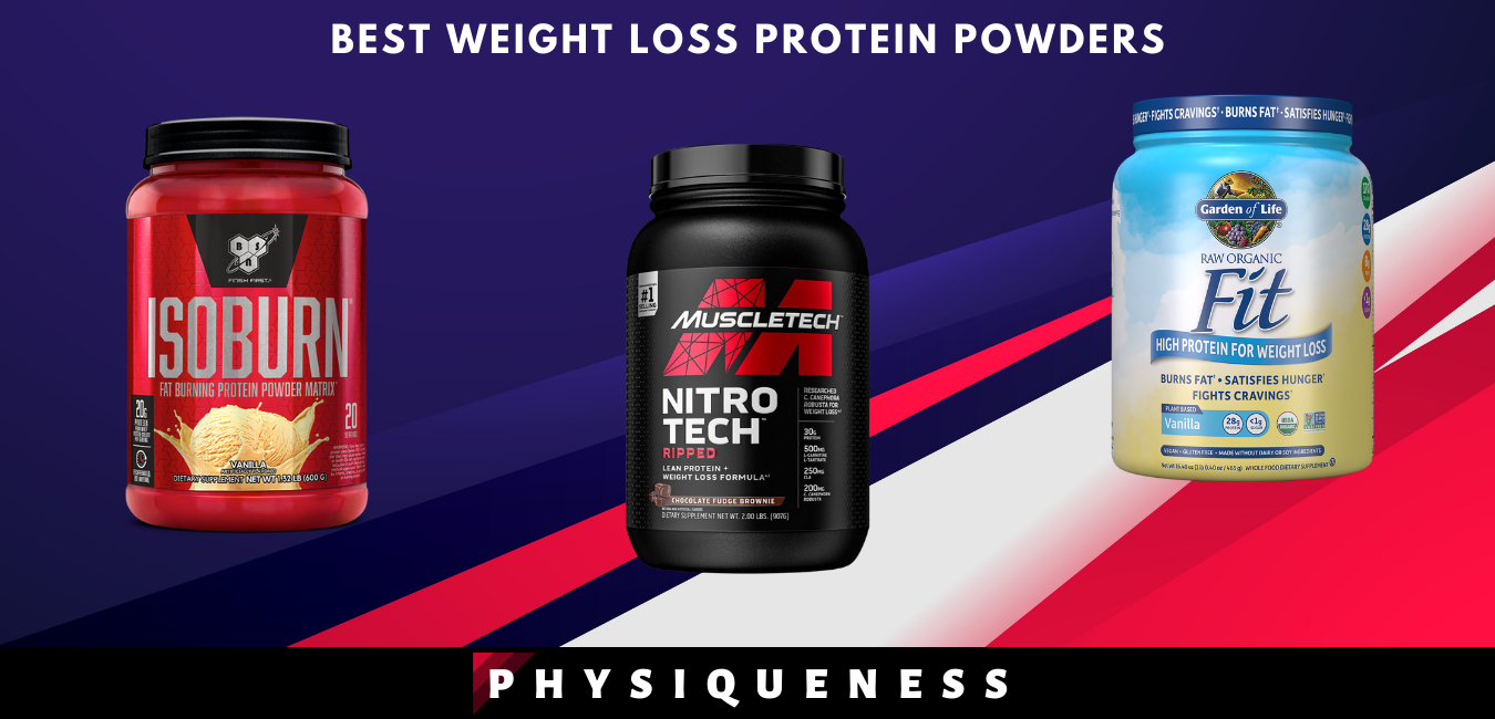 Best-Weight-Loss-Protein-Powders